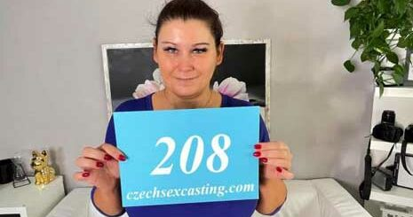This hot busty Laura Titaphea 208 czech woman is desperate to do get some photo shooting so she exchanged hardcore and dirty sex for some great future job.